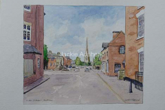 Church-and-Cross-from-Post-Office-Repton-