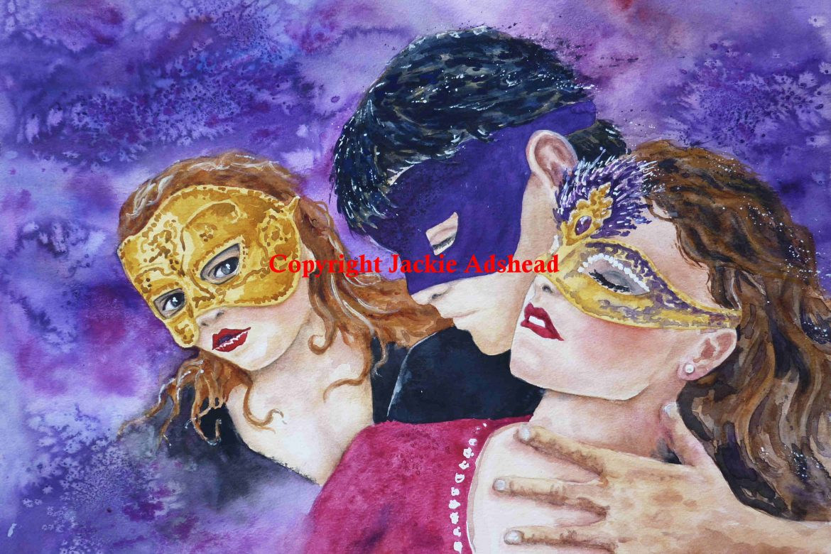 Passions behind the mask