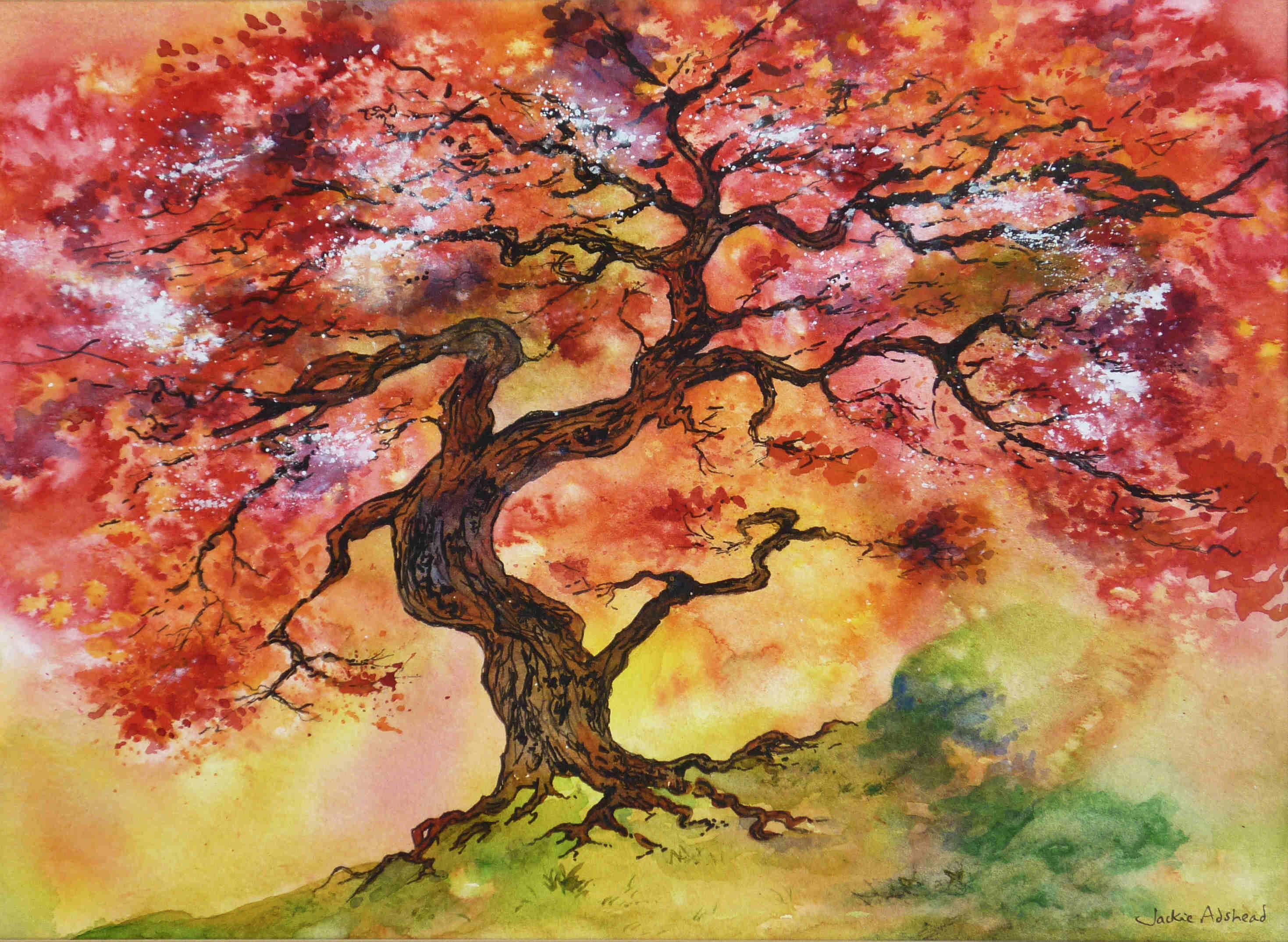 Tree of dreams salted but not shaken
