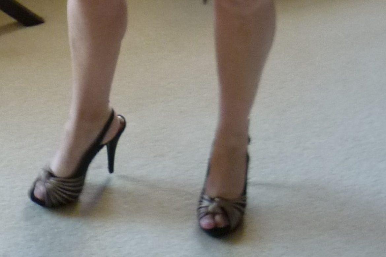 Back on my feet gingerly